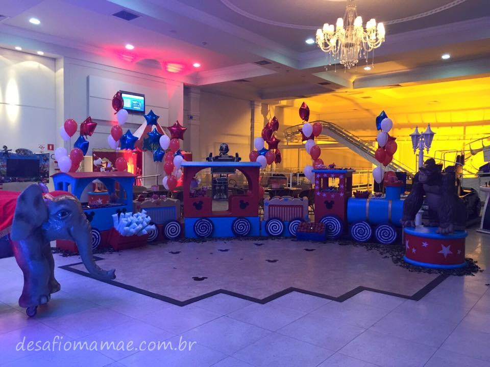 Grand Circo Disney da Valentina