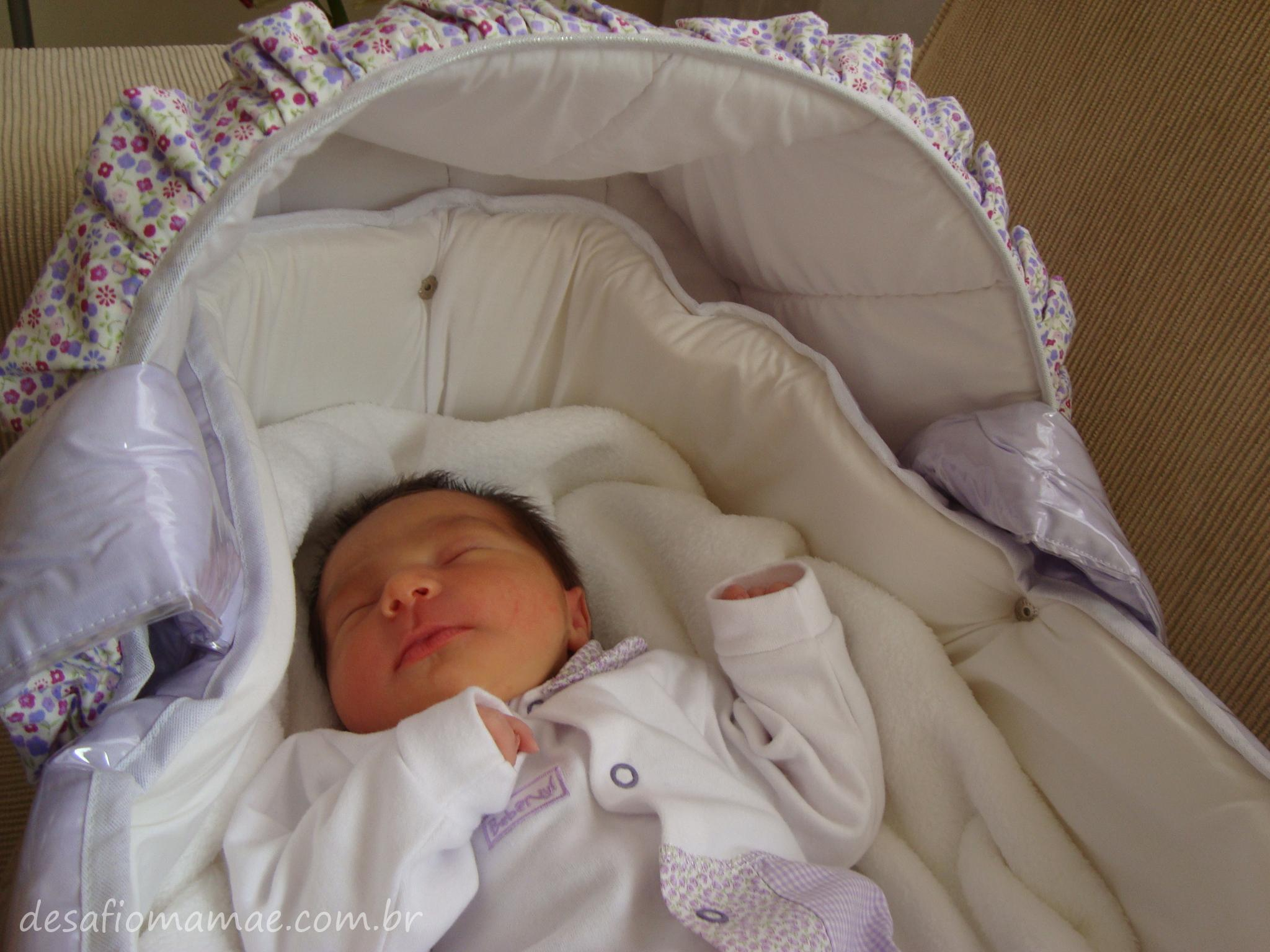 Montando o enxoval do bebê