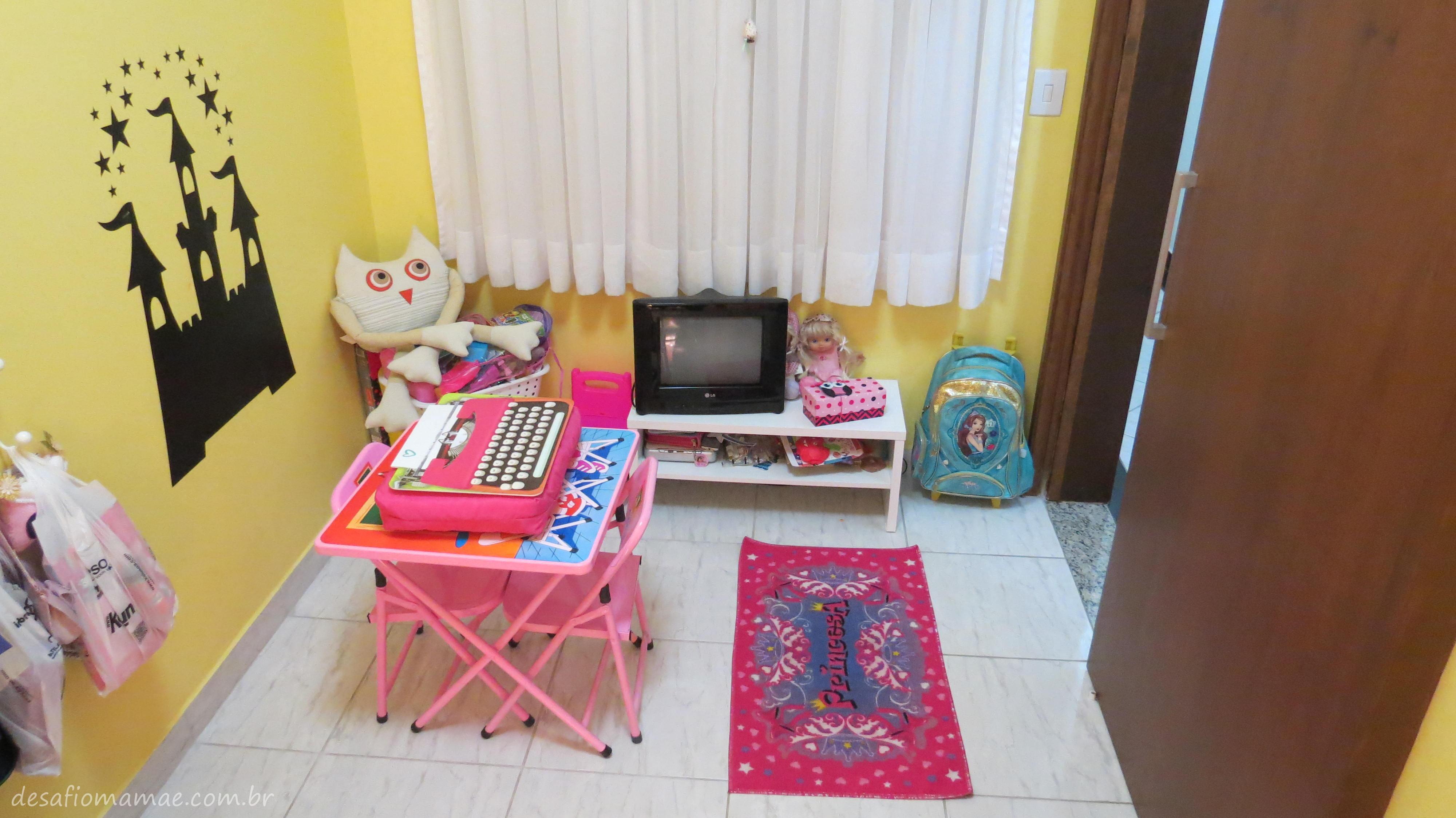 O quarto Montessoriano e a realidade