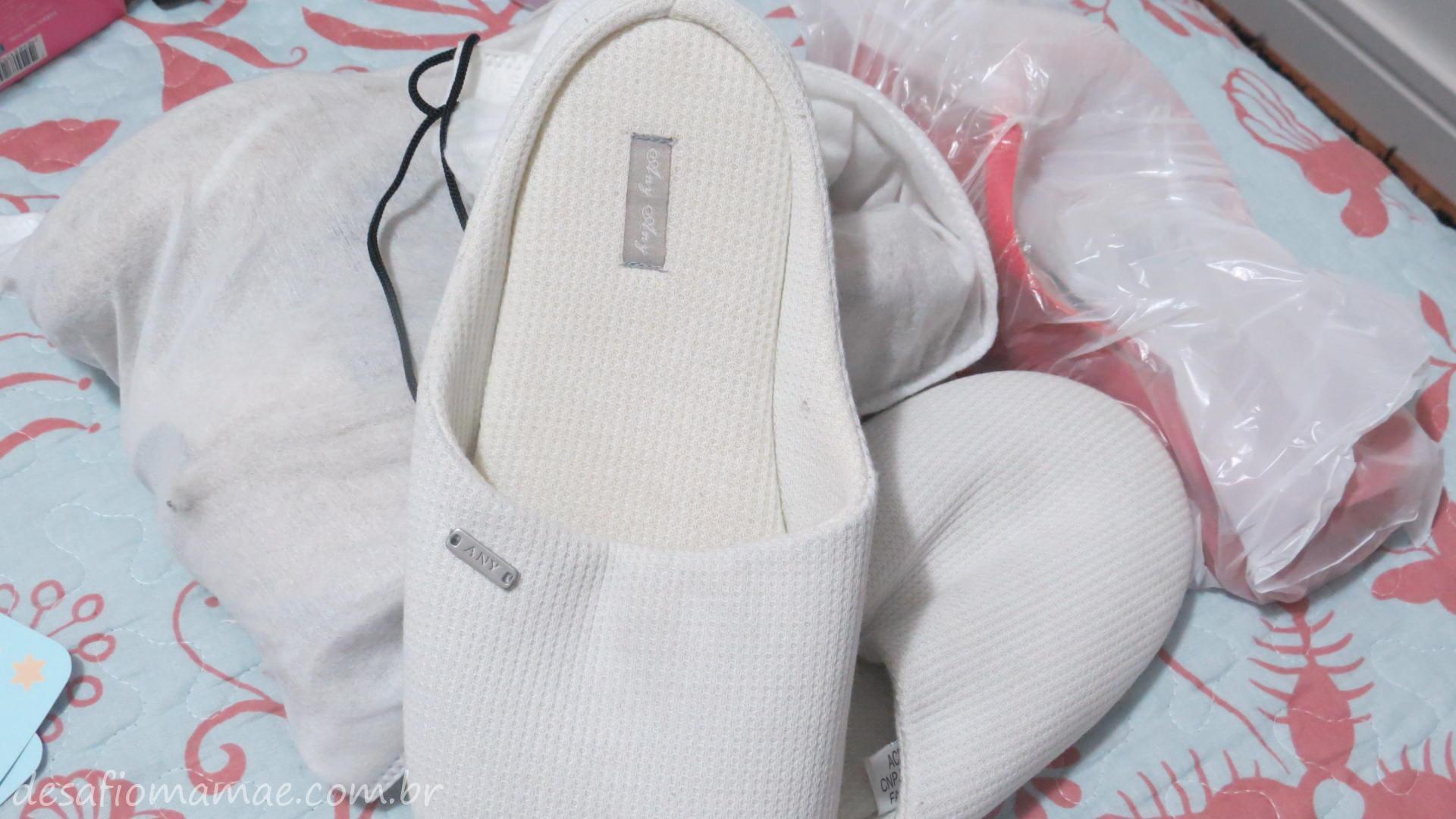 O que levar na mala da maternidade para você?