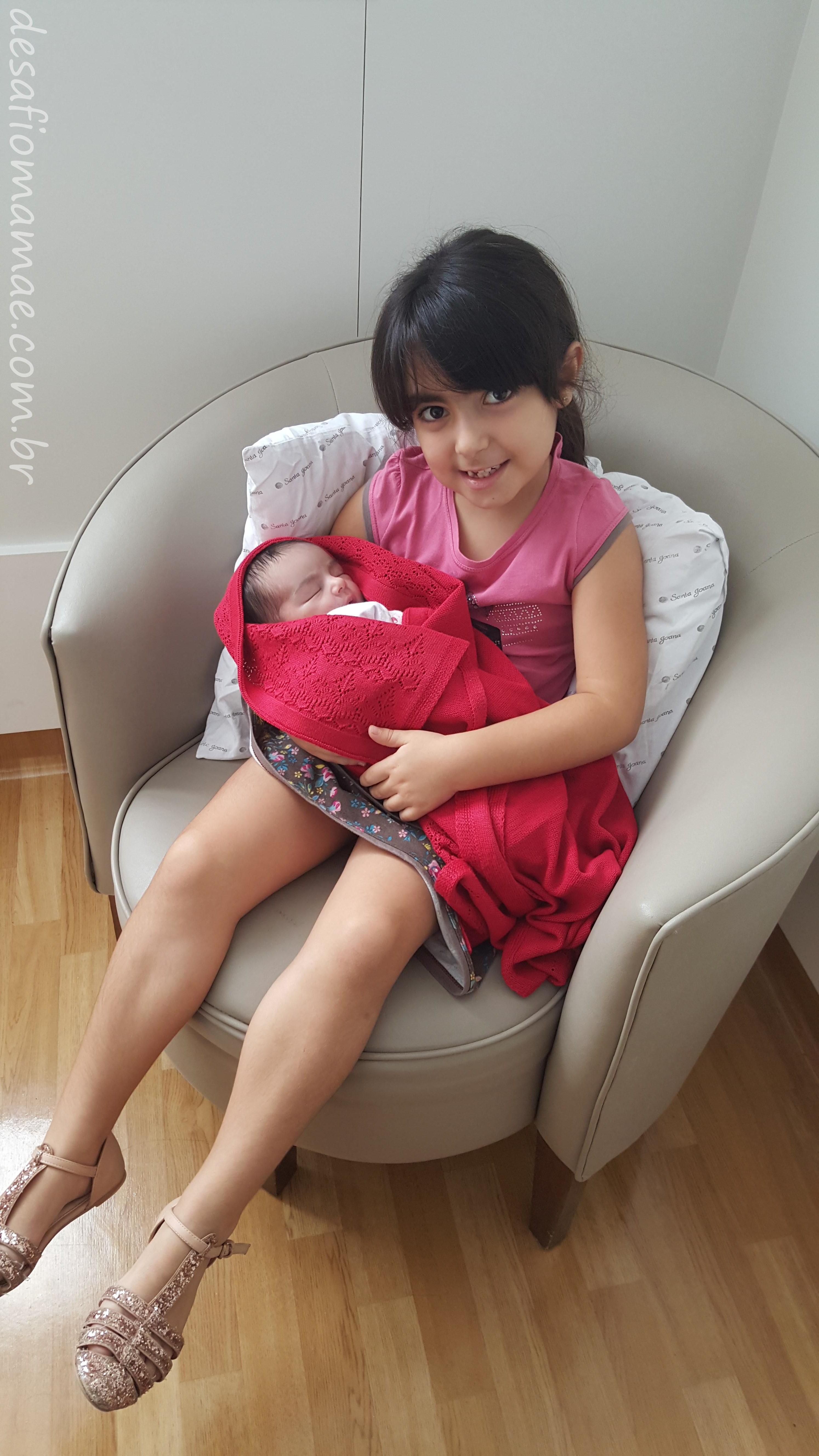 O meu segundo relato de parto