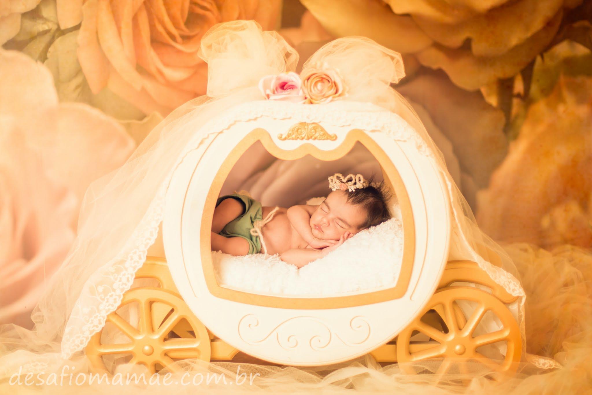 Ensaio Newborn da Maria Júlia