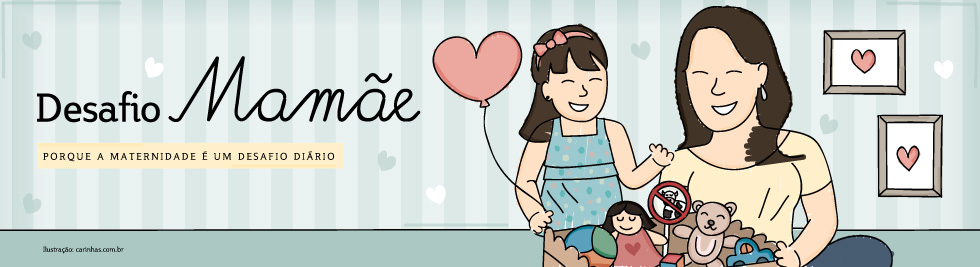 Blog Desafio Mamãe