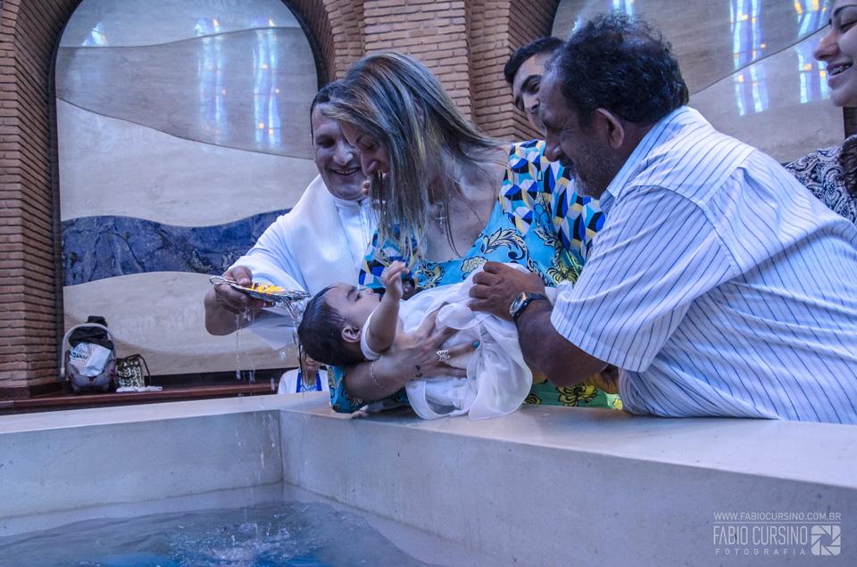 Batizado em Aparecida