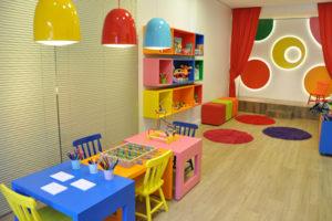 Montando uma brinquedoteca para as crianças